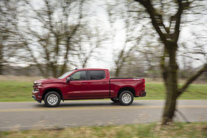 2019 Chevrolet Silverado RST 022