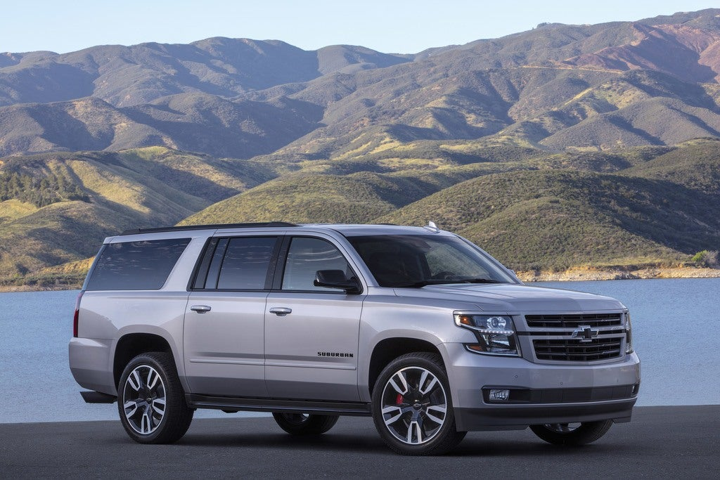 Chevy Suburban Honored On Hollywood Walk of Fame 16