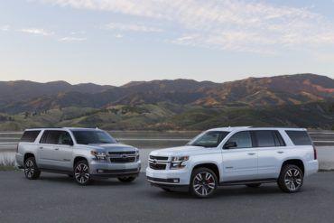 2019 Chevrolet Suburban Tahoe RST 004
