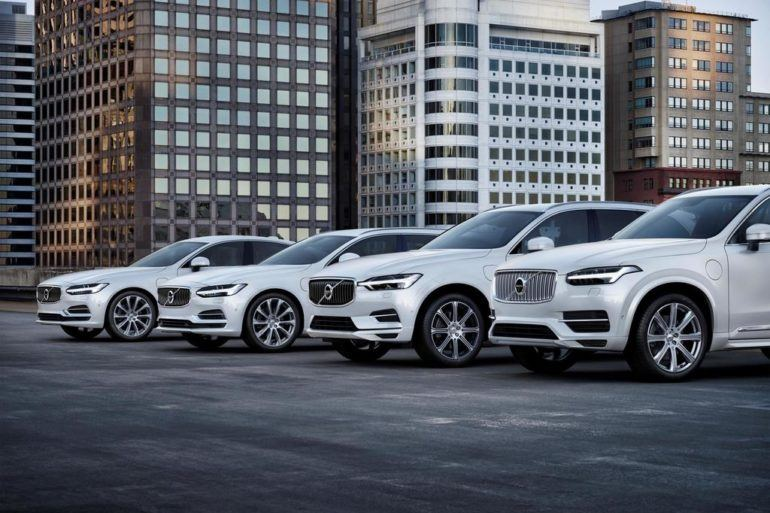 207937 Volvo Cars T8 Twin Engine Range