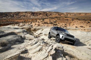 Jaguar Land Rover Takes Autonomous Vehicles Off-Road 19