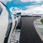 BRABHAM BT62 on track