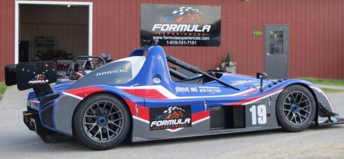 Formula Experiences Radical