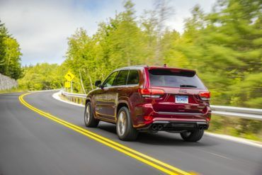 2018 Jeep Grand Cherokee Trackhawk Review 24