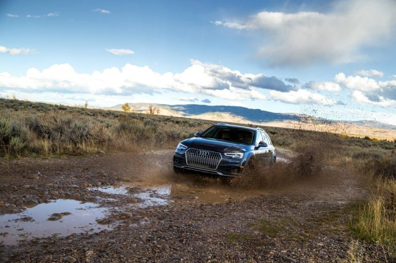 2018 Audi A4 allroad 2.0T quattro S tronic Review 20