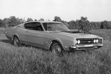 Automoblog Book Garage: The Complete Book of Classic Ford & Mercury Muscle Cars 16
