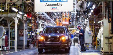 Subaru of Indiana Automotive Inc. 370x180 - Subaru Ascent Production Begins In Indiana