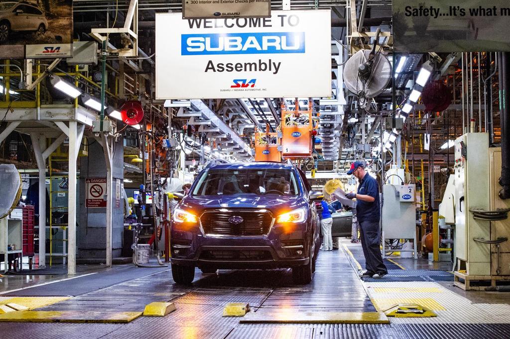 Subaru of Indiana Automotive Inc.