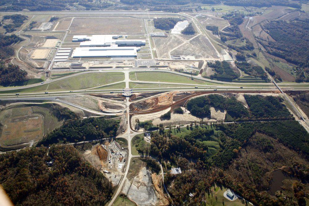 TMMMS Aerial Nov 2009