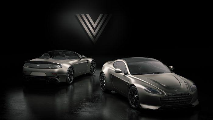 Aston Martin V12 Vantage V600: The Golden Eyes 17