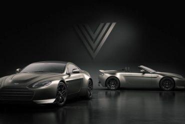 Aston Martin V12 Vantage V600: The Golden Eyes 25