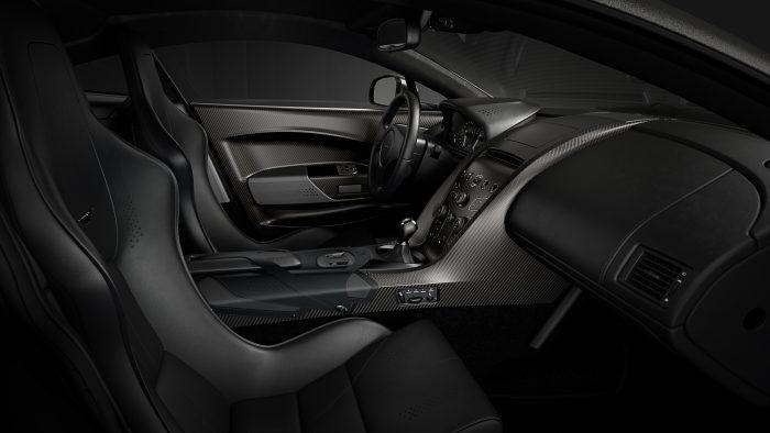 Aston Martin V12 Vantage V600: The Golden Eyes 18