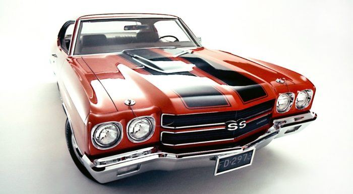 1970 Chevrolet ChevelleSS1