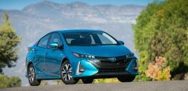 2018 Toyota Prius Prime Advanced Review