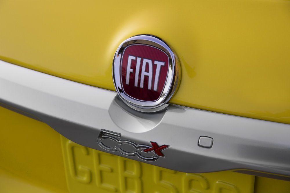 2018 Fiat 500X