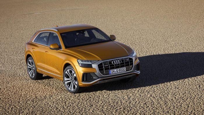 2019 Audi Q8 4196