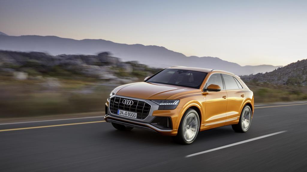 2019 Audi Q8 4201