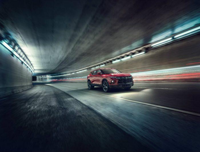2019 Chevrolet Blazer 002