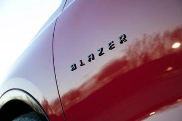 2019 Chevrolet Blazer 010