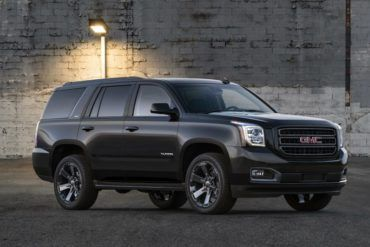 2019 GMC Yukon Graphite Performance Edition 022