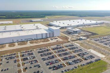 Volvo Inaugurates First U.S. Manufacturing Plant, Doubles Down On Environmental Initiatives 27