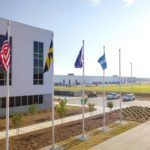 230909 Volvo s new manufacturing plant in South Carolina USA