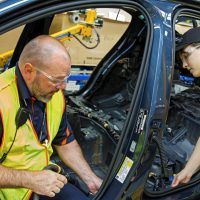 Volvo Inaugurates First U S Manufacturing Plant Doubles Down On