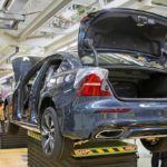230916 Volvo s new manufacturing plant in South Carolina USA