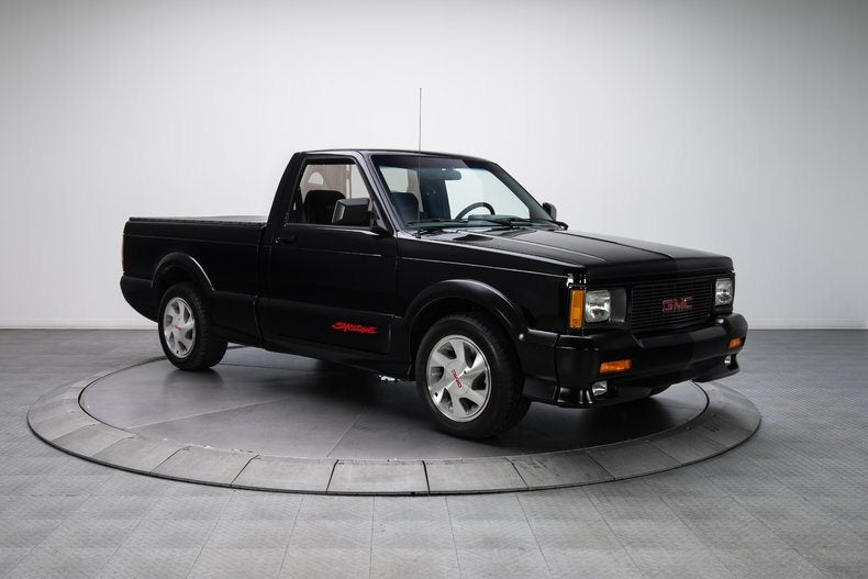 1991 gmc syclone the hurricane on wheels 1991 gmc syclone the hurricane on wheels