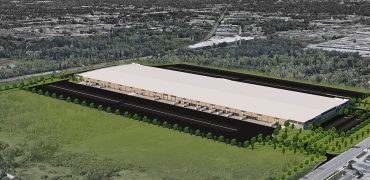 Burton Site Rendering 370x180 - GM Breaks Ground On New Parts Processing Facility In Burton, Michigan