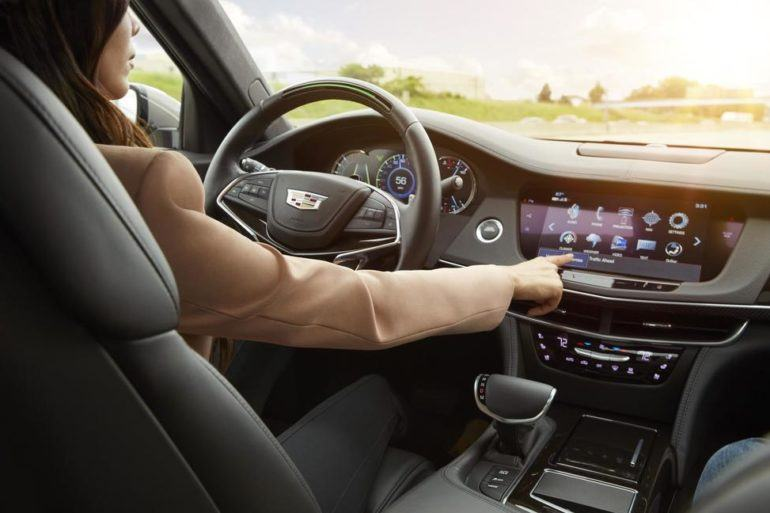 Cadillac To Expand Super Cruise & Other Vehicle-To-Vehicle Communications Systems 27