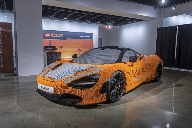 This LEGO McLaren 720S Is Just Plain Cool! 25