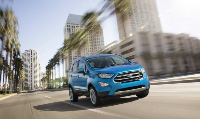 The Battle For Generation Z In The Small SUV Market