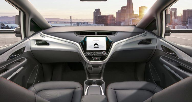 GM CruiseAV 750x400 - SoftBank Vision Fund To Invest Over 2 Billion In GM Cruise