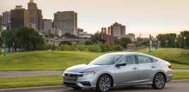 2019 Honda Insight: The 55 MPG Beast