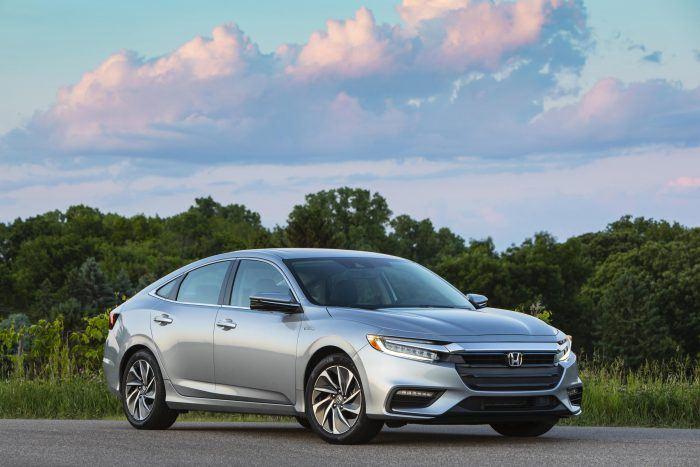 2019 Honda Insight: The 55 MPG Beast 18