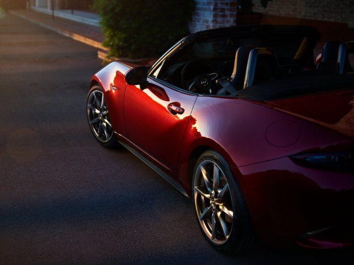 Could The Mazda Miata Outpace One of History's Greatest Muscle Cars? 17
