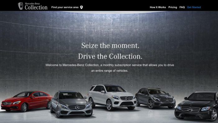 Mercedes Benz Collection