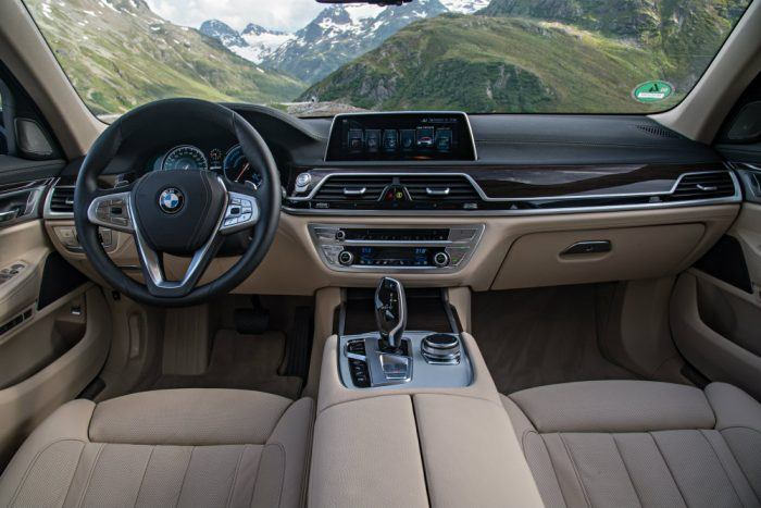 2018 BMW 740e xDrive iPerformance Review