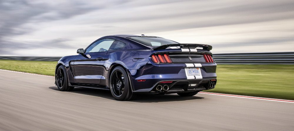 Look Out Buddy The Upgraded 2019 Mustang Shelby Gt350 Is Coming