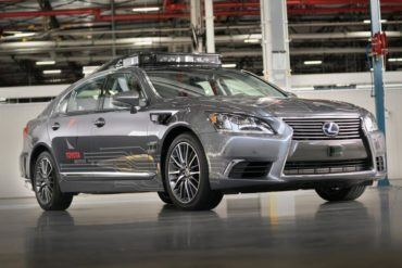 Toyota Research Institute Joins Study On How Autonomous Cars Will Impact Workforce 27