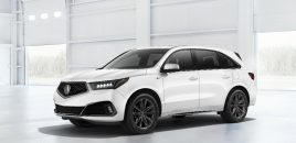 2019 Acura MDX: A Brief Walk Around