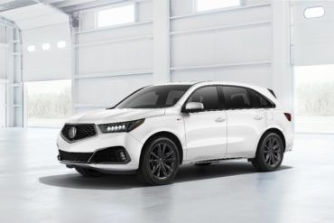 01 2019 Acura MDX A Spec