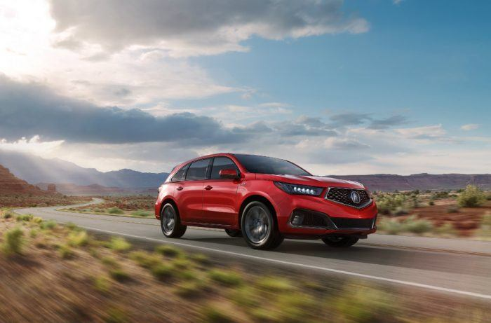 03 2019 Acura MDX A Spec
