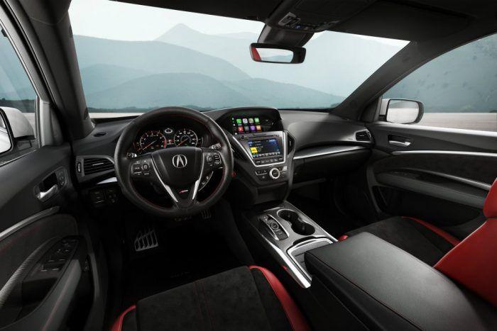 04 2019 Acura MDX A Spec