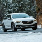 2018 Buick Regal TourX 111