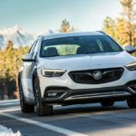 2018 Buick Regal TourX 115