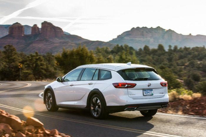 2018 Buick Regal TourX 124