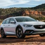 2018 Buick Regal TourX 131