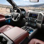 2018 Ford F 150 Interior